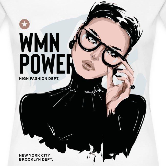women power girl