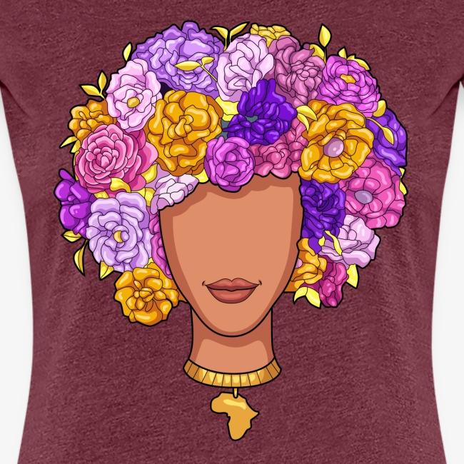 Flower Woman