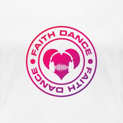 Faith Dance Merch - Women's Premium T-Shirt
