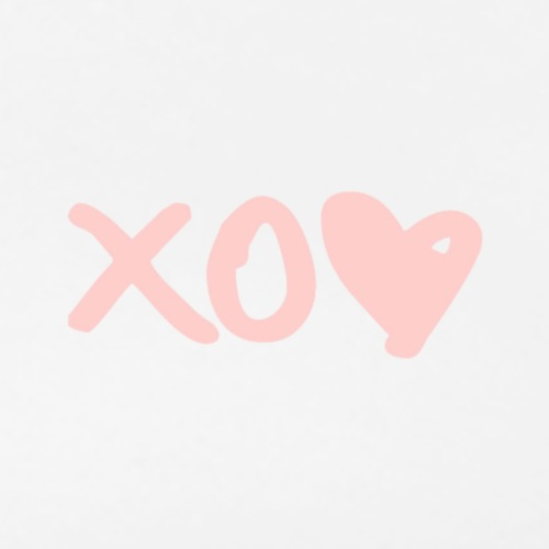Kiss Hug Graphic - Women's Premium T-Shirt