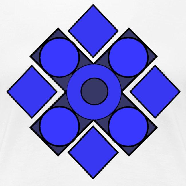 Geometric Cerulean