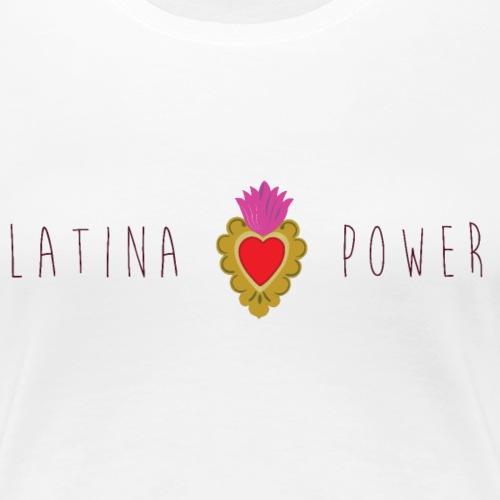 Latina Power - Women's Premium T-Shirt