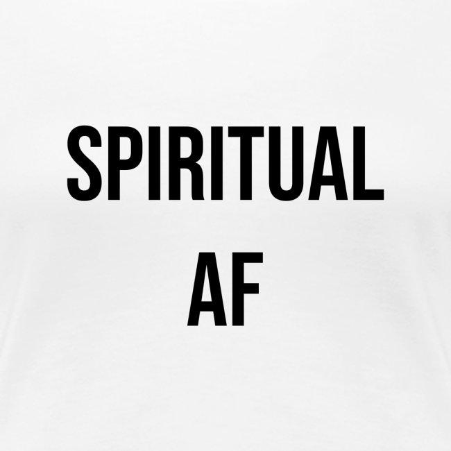 SPIRITUAL AF BLACK