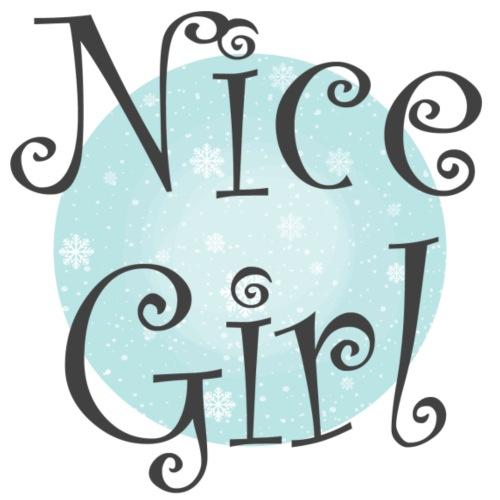Nice Girl - Women's Premium T-Shirt