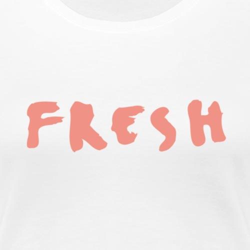 Fresh Graphic - Women's Premium T-Shirt