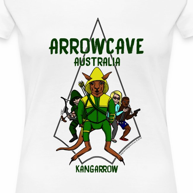 Arrow Cave Logo