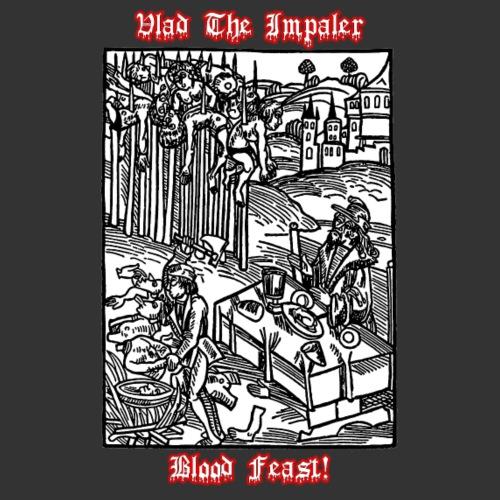 Vlad Impaler Blood Feast - Women's Premium T-Shirt