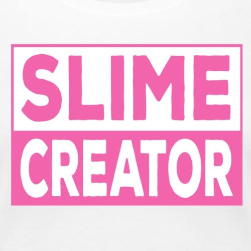 Slime Creator - Women's Premium T-Shirt