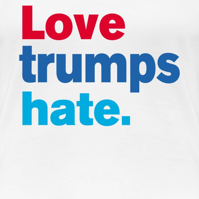Love Trumps Hate