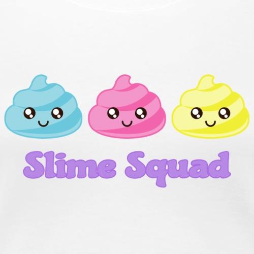 Slime Squad - Women's Premium T-Shirt