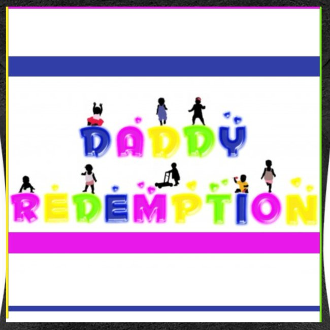 DADDY REDEMPTION T SHIRT TEMPLATE