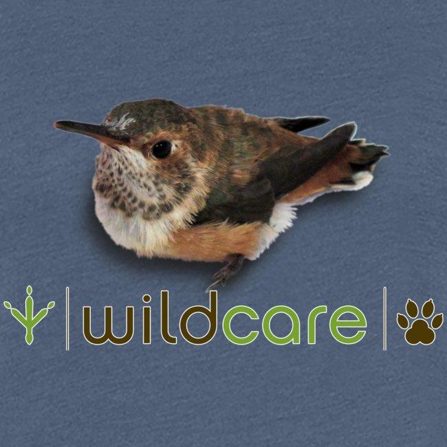 Hummingbird patient at WildCare
