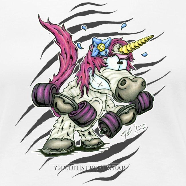 train like a unicorn