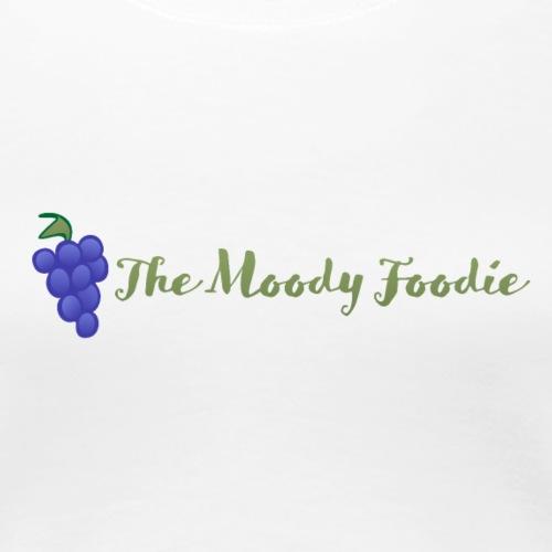 The Moody Foodie - Women's Premium T-Shirt