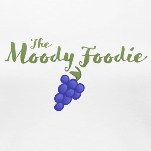 The Moody Foodie tee - Women's Premium T-Shirt