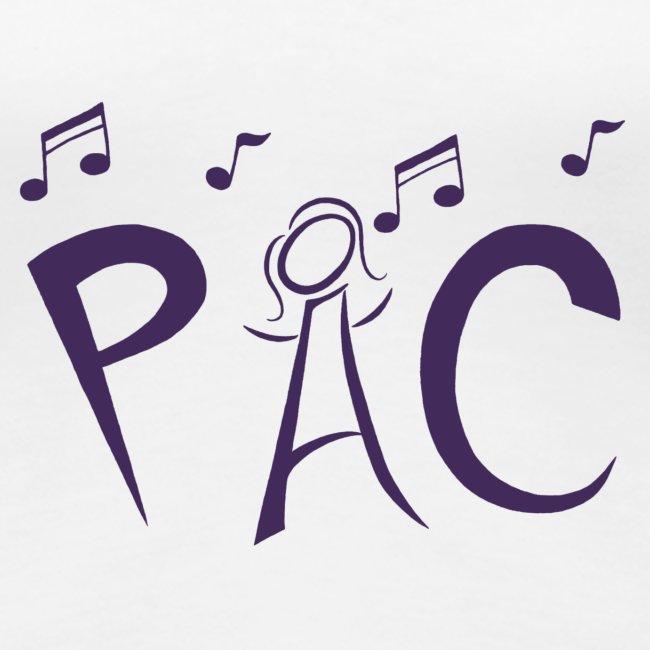 PAC Logo Purple