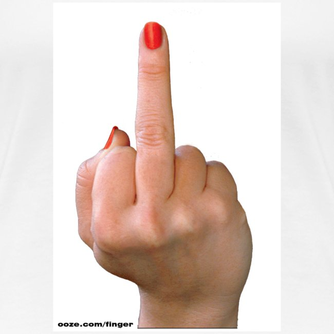 The Middle Finger