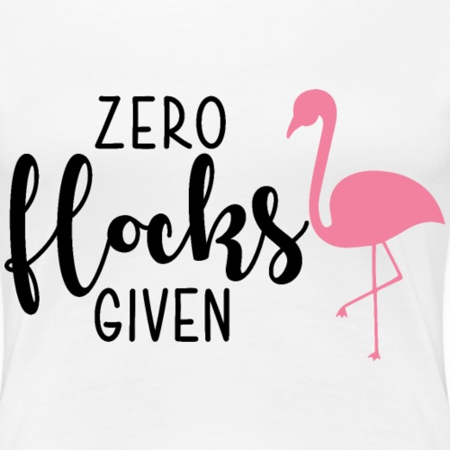 Zero Flocks Given