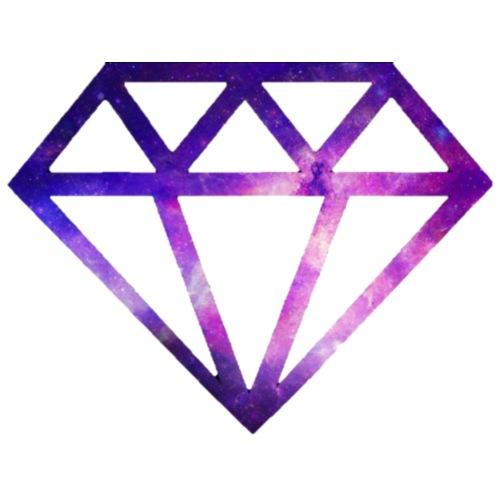 The Galaxy Diamond - Women's Premium T-Shirt