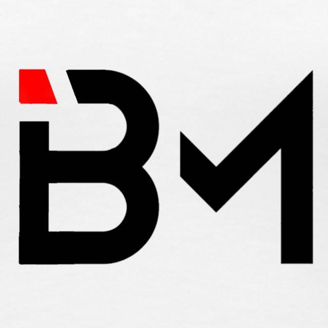bench mob logo no lettering (black)