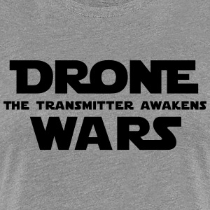 Drone Wars - Women's Premium T-Shirt