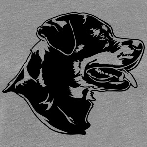 Rottweiler dog - Women's Premium T-Shirt