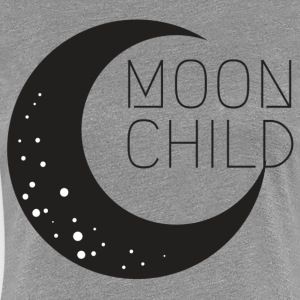 Moon Child - Women's Premium T-Shirt