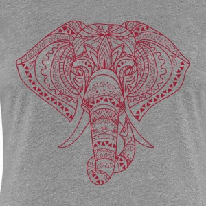 Tide For Elephants - Women's Premium T-Shirt