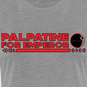 Palpatine For Emperor - Women's Premium T-Shirt