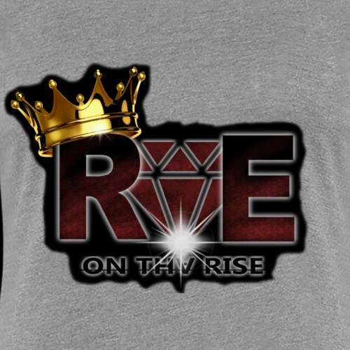 ROE On Tha Rise (Full Logo)