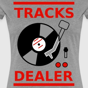 tracks dealer - Women's Premium T-Shirt
