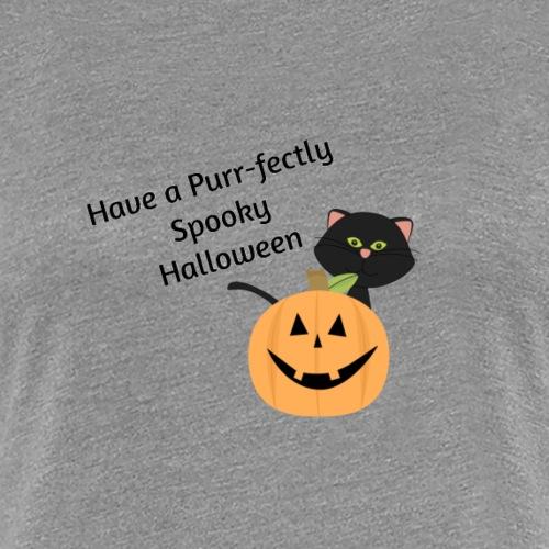PurrfectlySpooky - Women's Premium T-Shirt