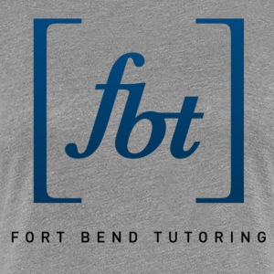 Fort Bend Tutoring Logo [fbt] - Women's Premium T-Shirt