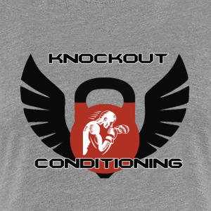Knockout Conditioning - Women's Premium T-Shirt