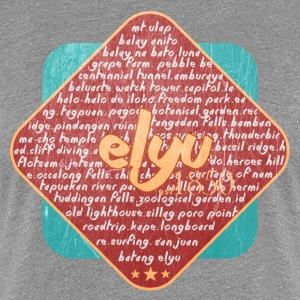 Driving Elyu - Women's Premium T-Shirt