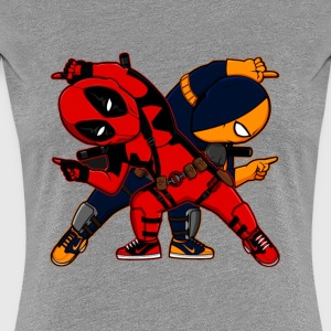 deadpool - Women's Premium T-Shirt