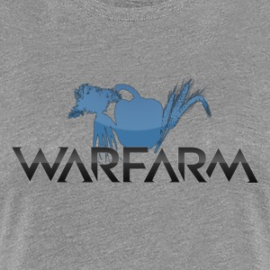 Warfarm Logo - Women's Premium T-Shirt