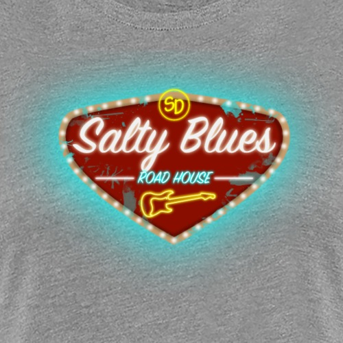 Salty Blues Roadhouse - Women's Premium T-Shirt