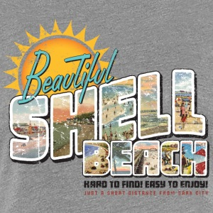 Shell Beach - Women's Premium T-Shirt