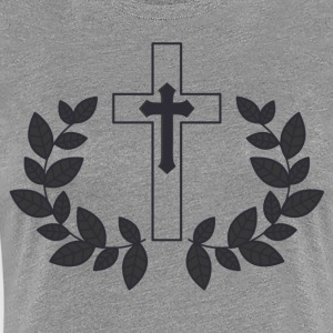 Take Up Your Cross - Women's Premium T-Shirt