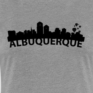 Arc Skyline Of Albuquerque NM - Women's Premium T-Shirt