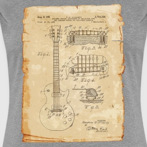 Gibson Les Paul - Women's Premium T-Shirt