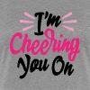 Cheering You On - Women's Premium T-Shirt