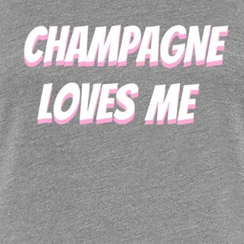 Champagne pink 3 - Women's Premium T-Shirt