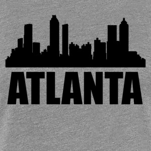 Atlanta GA Skyline - Women's Premium T-Shirt
