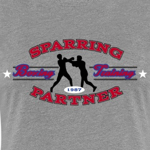 Sparring partner - Women's Premium T-Shirt