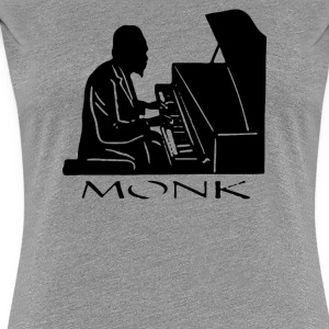 Monk - Women's Premium T-Shirt