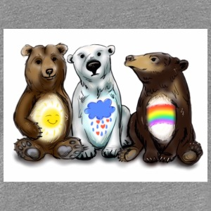 Some Seriously Caring Bears - Women's Premium T-Shirt