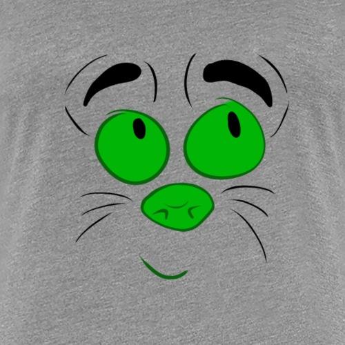 cartoon face - Women's Premium T-Shirt