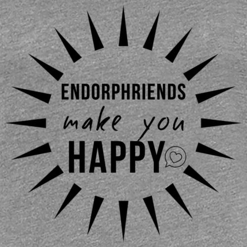 endorphriends - Women's Premium T-Shirt